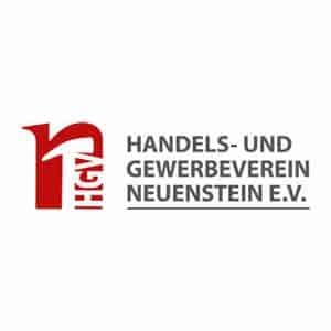Logo Kunde Handels- und Gewerbeverein Neuenstein